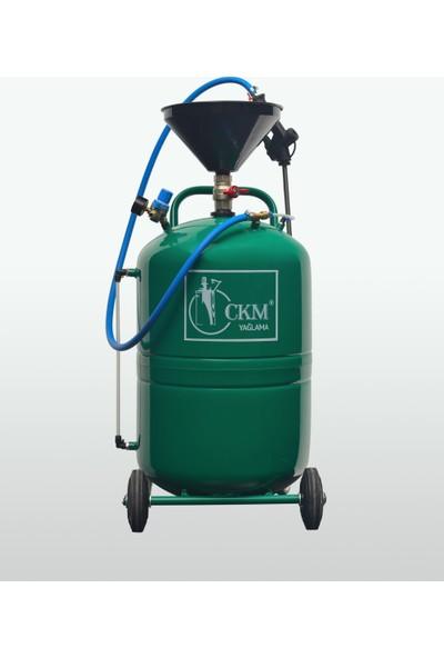 Ckm Havalı Sıvı Püskürtme Ve Köpük Makinası 60 Lt