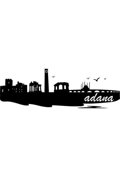 Sticker Masters Adana Siluet Sticker 2