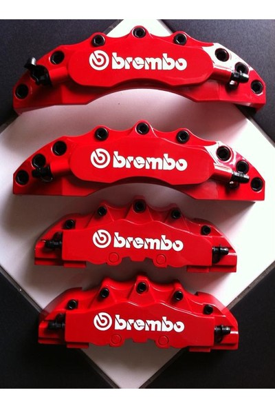 XT Kırmızı Brembo Kaliper Kapağı