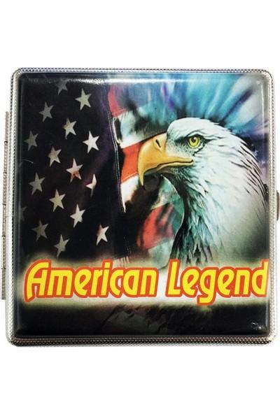 Hadson American Legend Eagle Sigara Tabakası