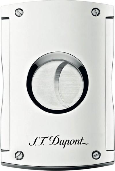 S.T. Dupont Maxijet Parlak Krom Puro Kesici3266