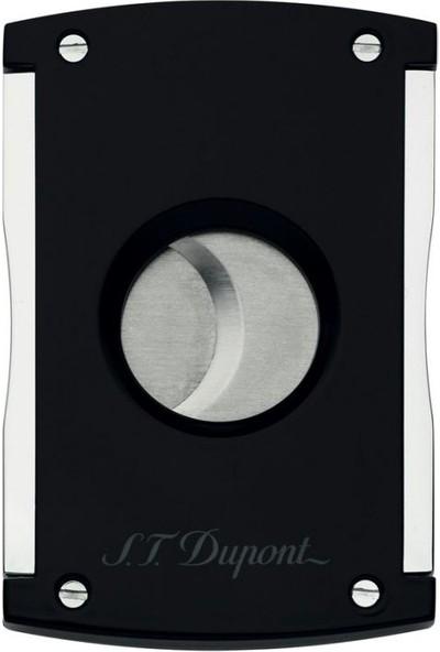 S.T. Dupont Maxijet Parlak Siyah Puro Kesici 3265