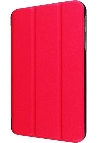 Akıllıphone Acer Iconia One 7 B1-780 Gizli Mıknatıslı Standlı Ultra İnce Deri Kılıf