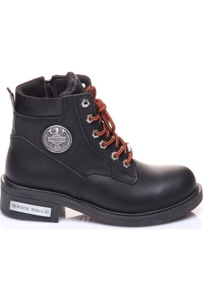 Shoes Time 4200 Kadın Deri Bot