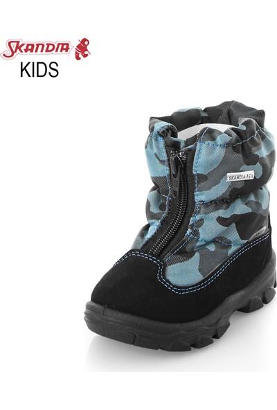 Skandia Kız Çocuk Bot Mavi 08673