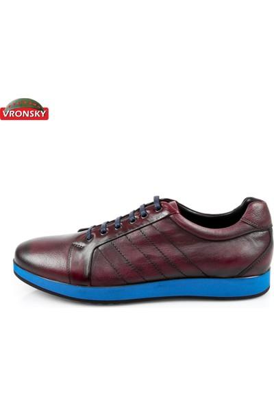 Vronsky Kc Erkek Ayakkabı Bordo 2180