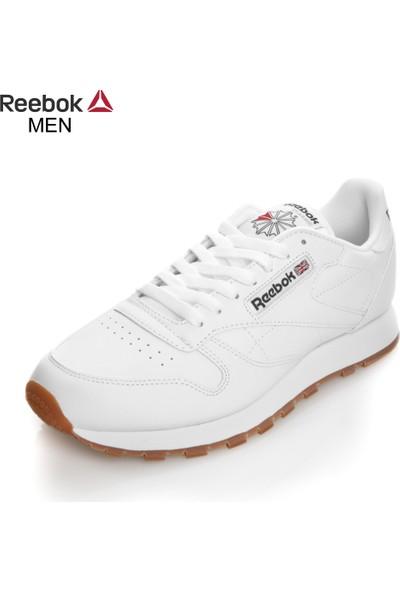 Reebok Beyaz Erkek Ayakkabısı R49799 Classic Leather