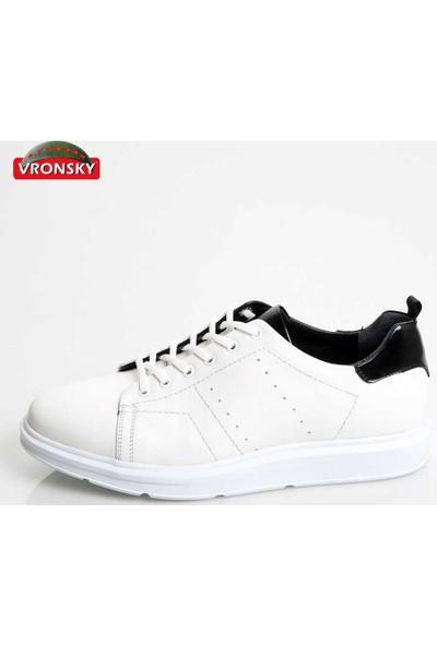 Vronsky Kc Erkek Spor Ayakkabı Beyaz MP3073-5300