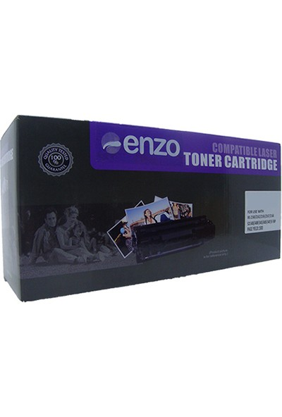 Enzo Muadil Toner 25.000 Sayfa Siyah Ms710-Ms711-Ms810 -Ms811-Ms812 Modelleri