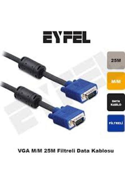 Eyfel Vga125 Vga ( 25 Metre ) Görüntü Kablosu