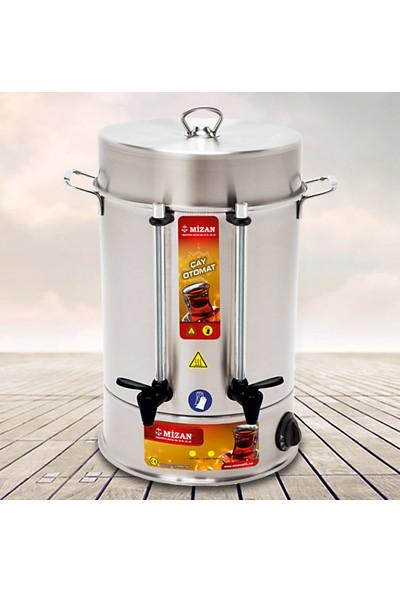 Mizan Çay Otomatı 40 Bardak Çay Makinesi