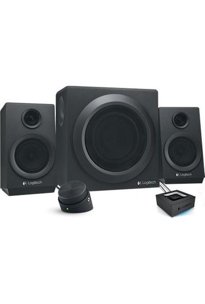 Logitech Z333 Speaker + Bluetooth Adaptör 980-001202