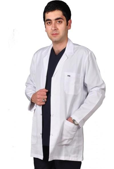 Arel Doktor-Hemşire-Öğretmen Önlüğü Beyaz Önlük Bay