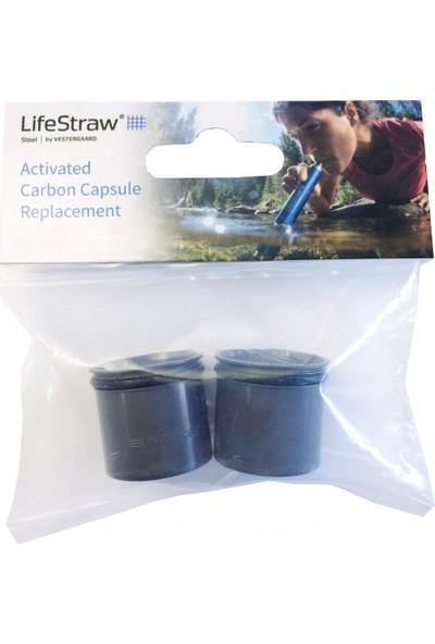 LifeStraw® Karbon Kapsül - ( 2. Jenerasyon Matara ve Çelik için)