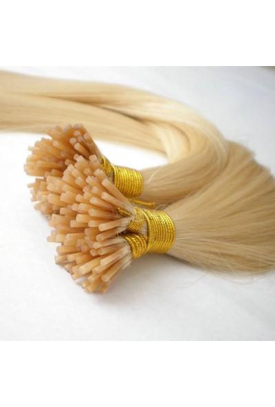 Saç Ve Peruk 100 Adet Platin Gerçek Boncuk Kaynak Saç 0,8 Gr