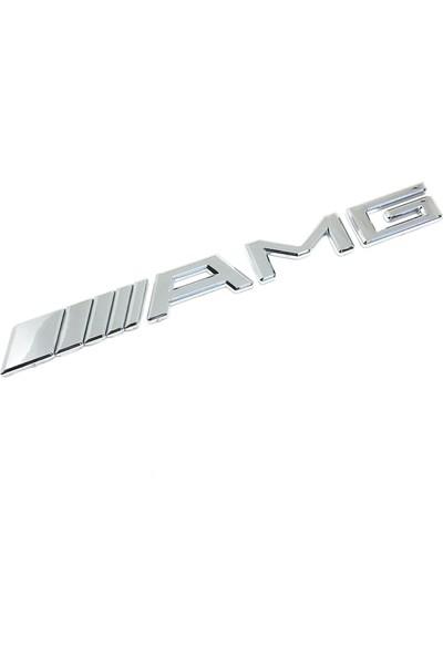 VenessAuto Mercedes AMG Bagaj Yazısı AMG Logosu AMG Amblem