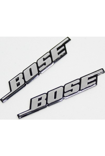 VenessAuto Bose Hoparlör Logo Amblem Seti