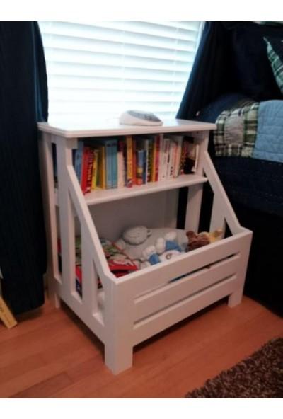 Nitelik Pati Lake Montessori Kitaplık Raf