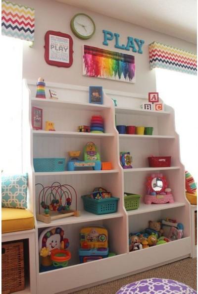Nitelik Palys Lake Montessori Kitaplık