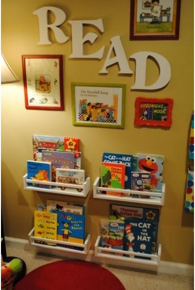 Nitelik Read Lake Montessori Kitaplık Raf