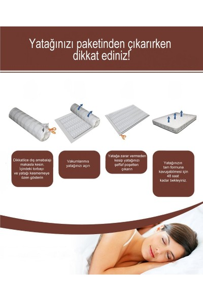 Bed Marine Lavanta Sert Medical Yatak Şiltesi (Ped)