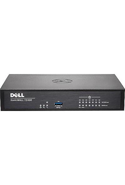 Sonıcwall Dell Sonicwall Tz400 2 Yıl Lisans Dahil Cihaz 01-Ssc-0504