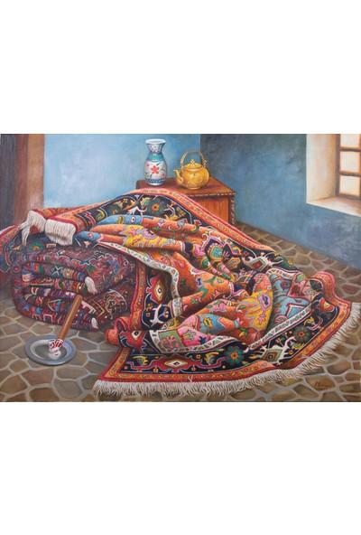 BTU Sanart Iran Halı Sanatı