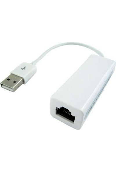 Alfais 4508 Usb Ethernet Çevirici Dönüştürücü İnternet Adaptörü