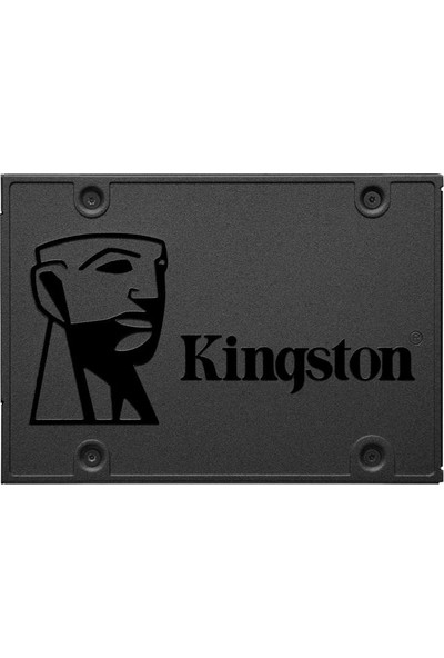 "Kingston A400 SSDNow 480GB 500MB-450MB/s Sata3 2.5"" SSD (SA400S37/480G)"