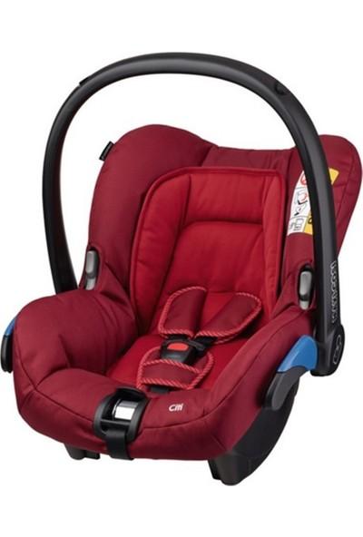 Quinny Zapp Xtra Travel Sistem Bebek Arabası Red Romuor (Maxi Cosi Citi 2 Ana Kucağı)