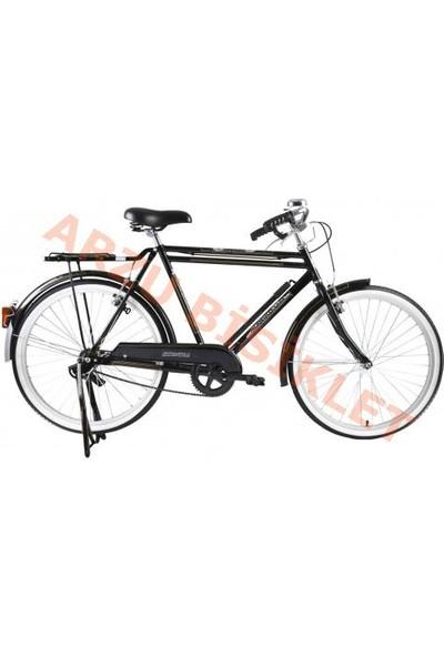 Monero 26X200 Siyah Hizmet Bisikleti 2017