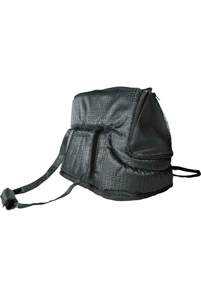 Trixie pet taşıma çantası Riva 45cm siyah