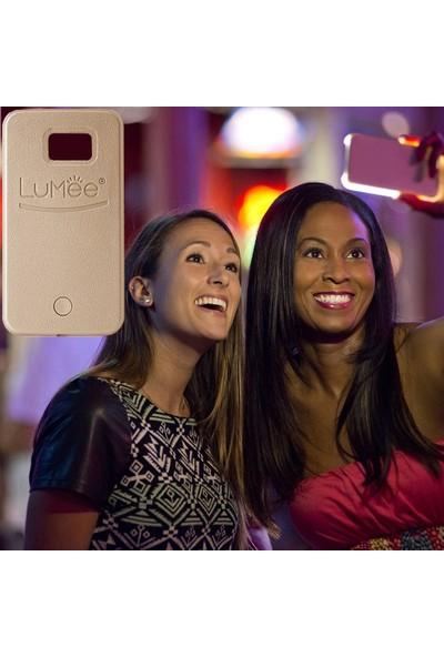 Lumee Samsung S7 Edge için Led Işıklı Kılıf cin95sr