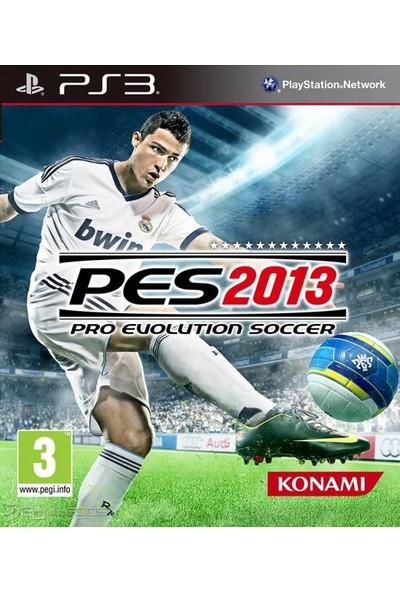 Ps3 Pes 2013 Pro Evolation Soccer (Almanca)