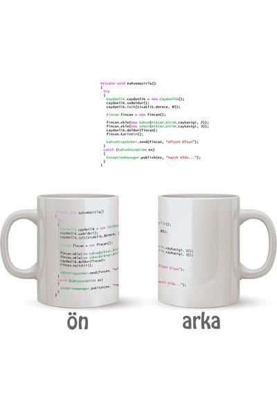 HediyeGerek Programcı Kupa Bardak