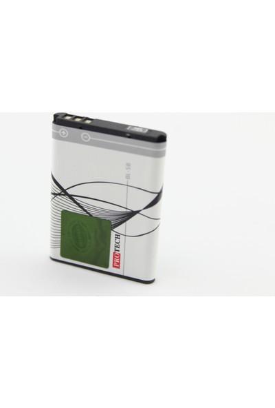 Protech Nokia N80 Cep Telefonu Batarya Pil