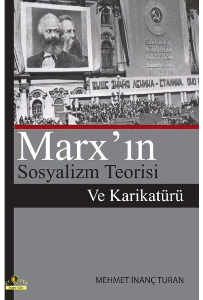 Marx'In Sosyalizm Teorisi Ve Karikatürü