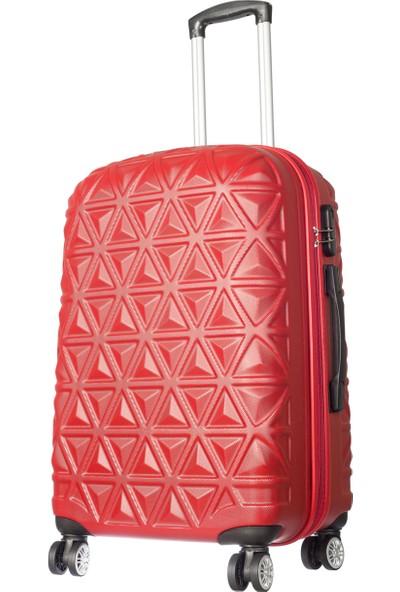 Ççs Polycarbonate Orta Boy Ççs5145-M Kırmızı