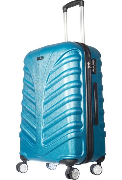 Ççs Polycarbonate Orta Boy Ççs5146-M Mavi