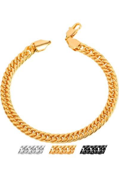 Chavin Altın Kaplama Erkek Bileklik Dn29Sr