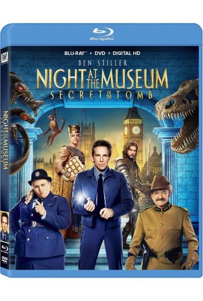 Night At The Museum 3: Secret Of The Tomb - Müzede Bir Gece 3: Lahitteki Sır