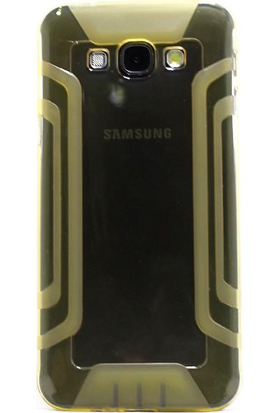 Hockey Samsung Galaxy A8 Ultra Thin Silikon Kılıf