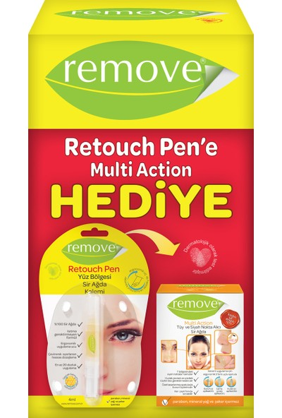 Remove Retouch Pen Alana Remove Multiaction Hediye