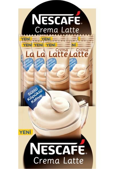 Nescafé Crema Latte 24x17 gr Çoklu Paket