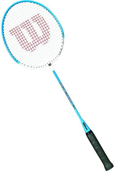 Wilson Reaction 70 Badminton Raketi 1/2 CVR 4 ( WRT8722304 )