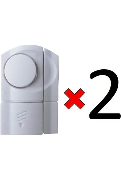Lorex LR-4222C2 Kapı Pencere Alarmı 2 Adet