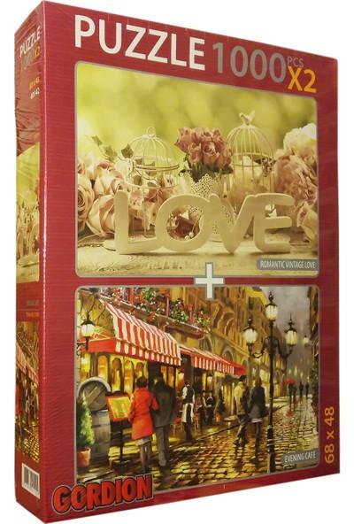 Gordion Games Love - Evening Cafe