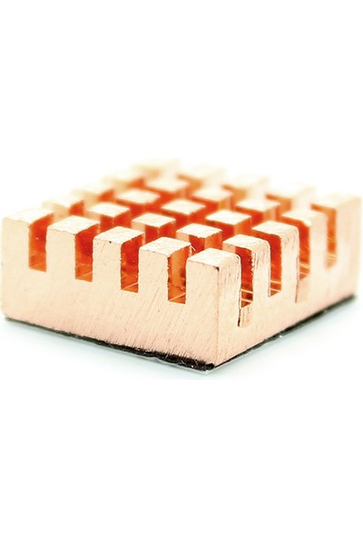Waveshare Raspberry Pi Bakır Soğutucu