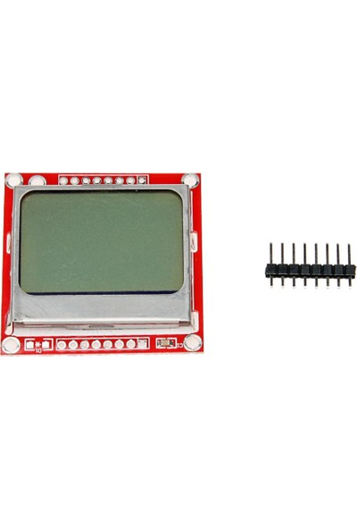 China Arduino Nokia 5110 Lcd Ekran