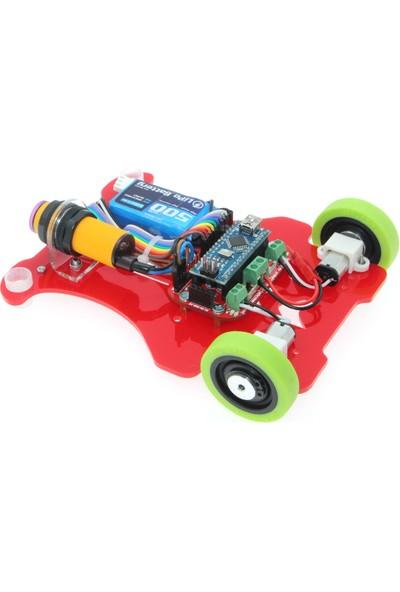Pololu 5:1 6V 6000 Rpm Yüksek Güçlü Metal Motor